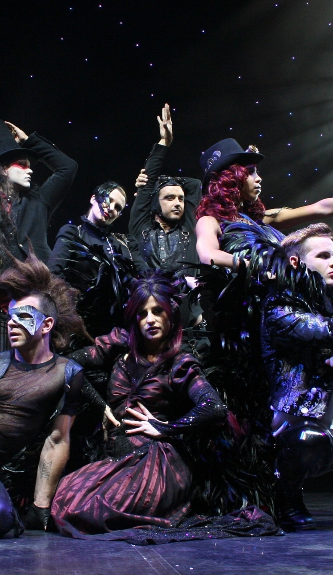 A The Illusionists live event