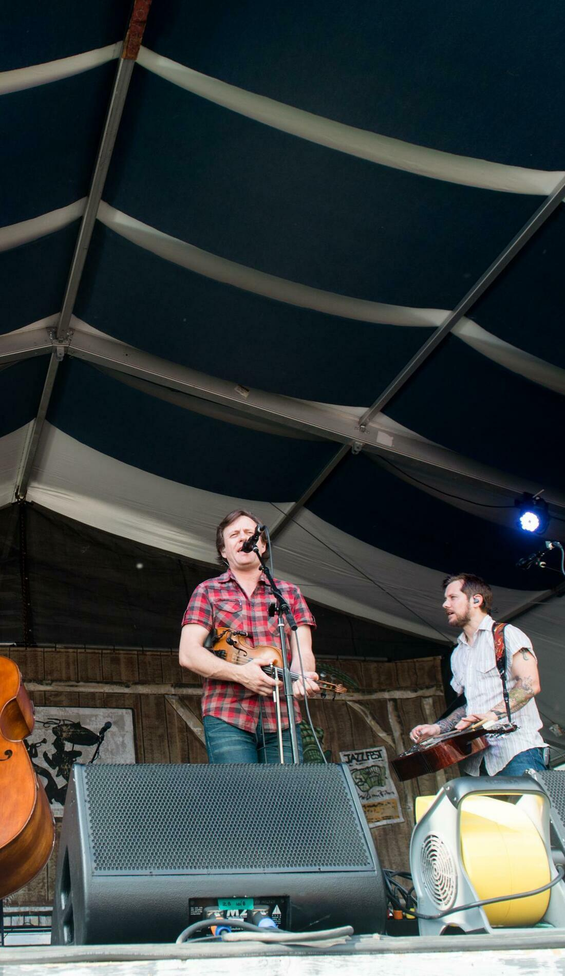 A The Infamous Stringdusters live event