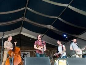 The Infamous Stringdusters with We Banjo 3