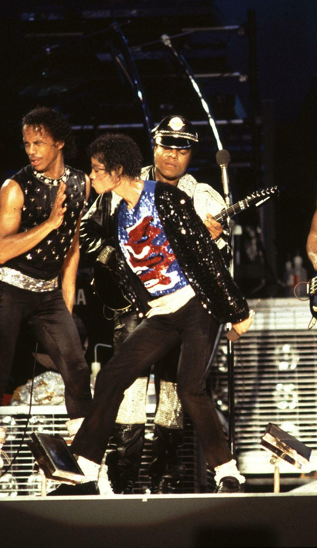A The Jacksons live event