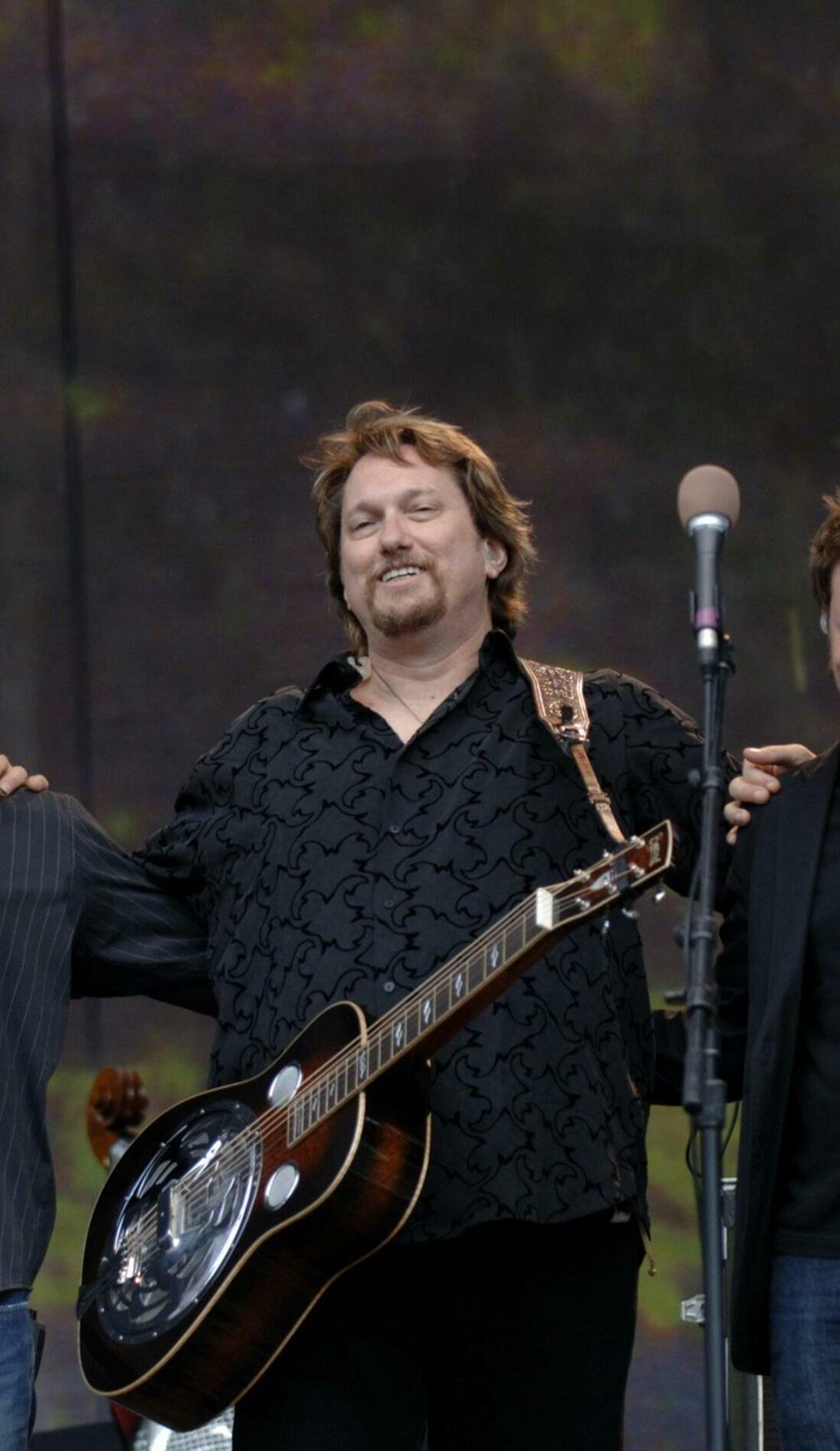 A The Jerry Douglas Band live event