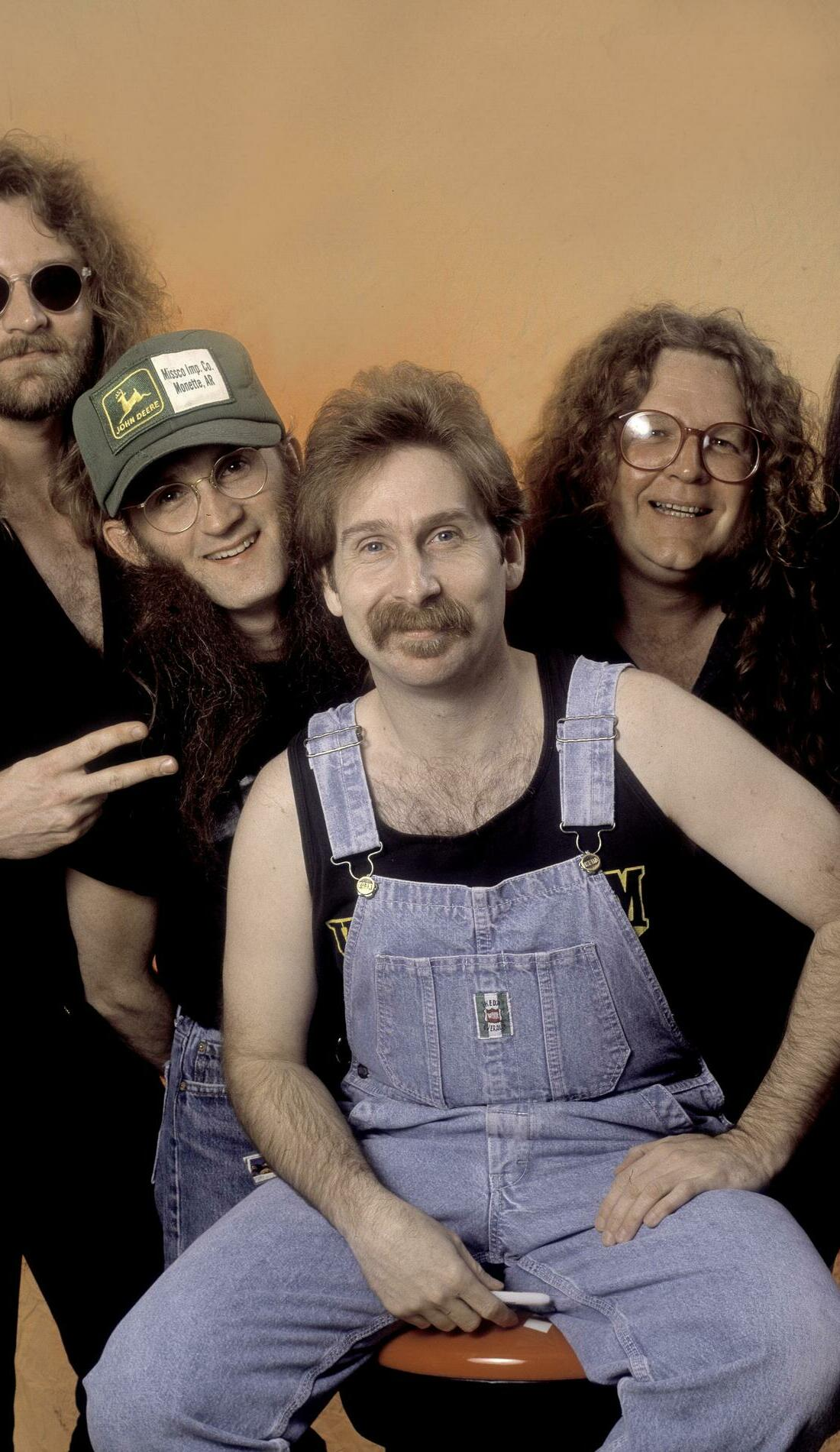 A The Kentucky Headhunters live event