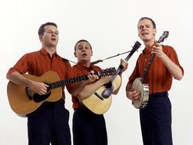 Advertisement - Tickets To The Kingston Trio