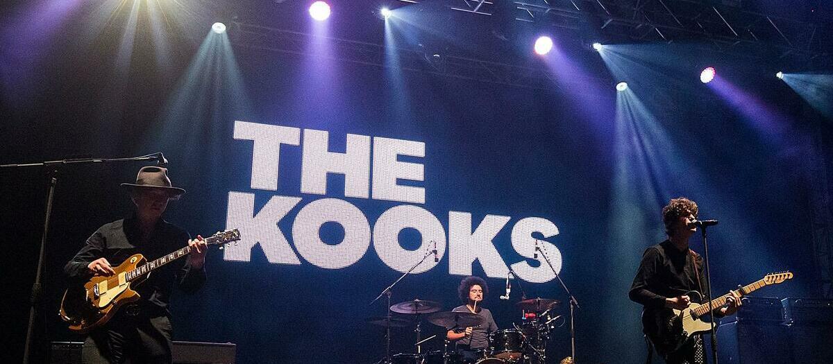 The Kooks Tickets
