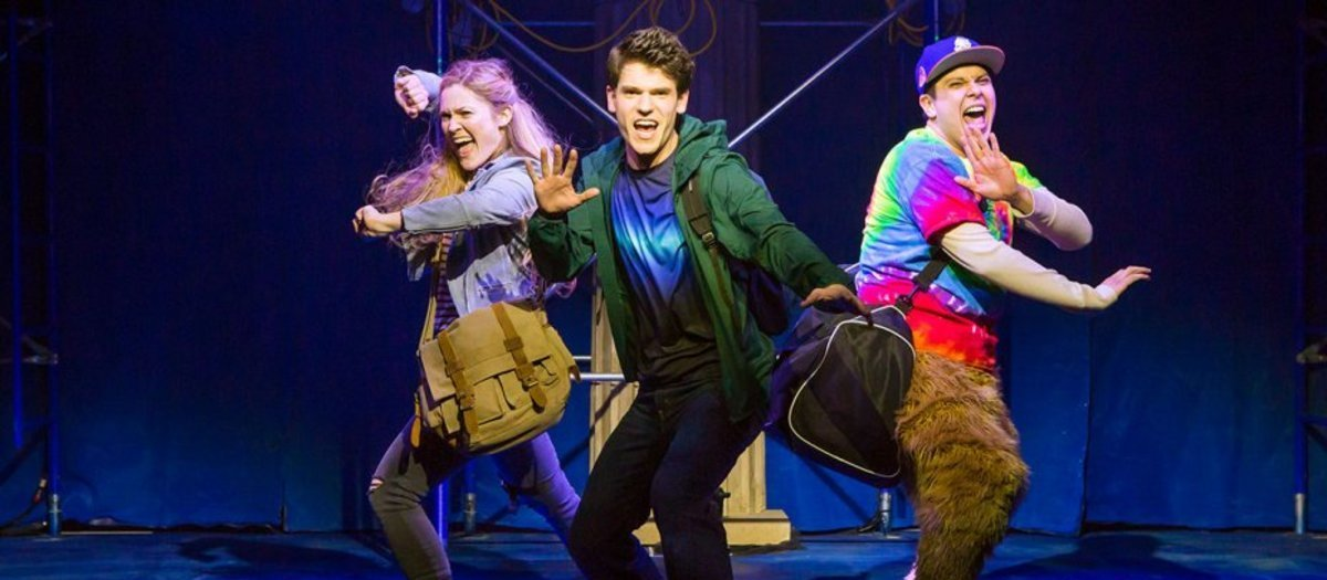 The Lightning Thief: The Percy Jackson Musical Tickets