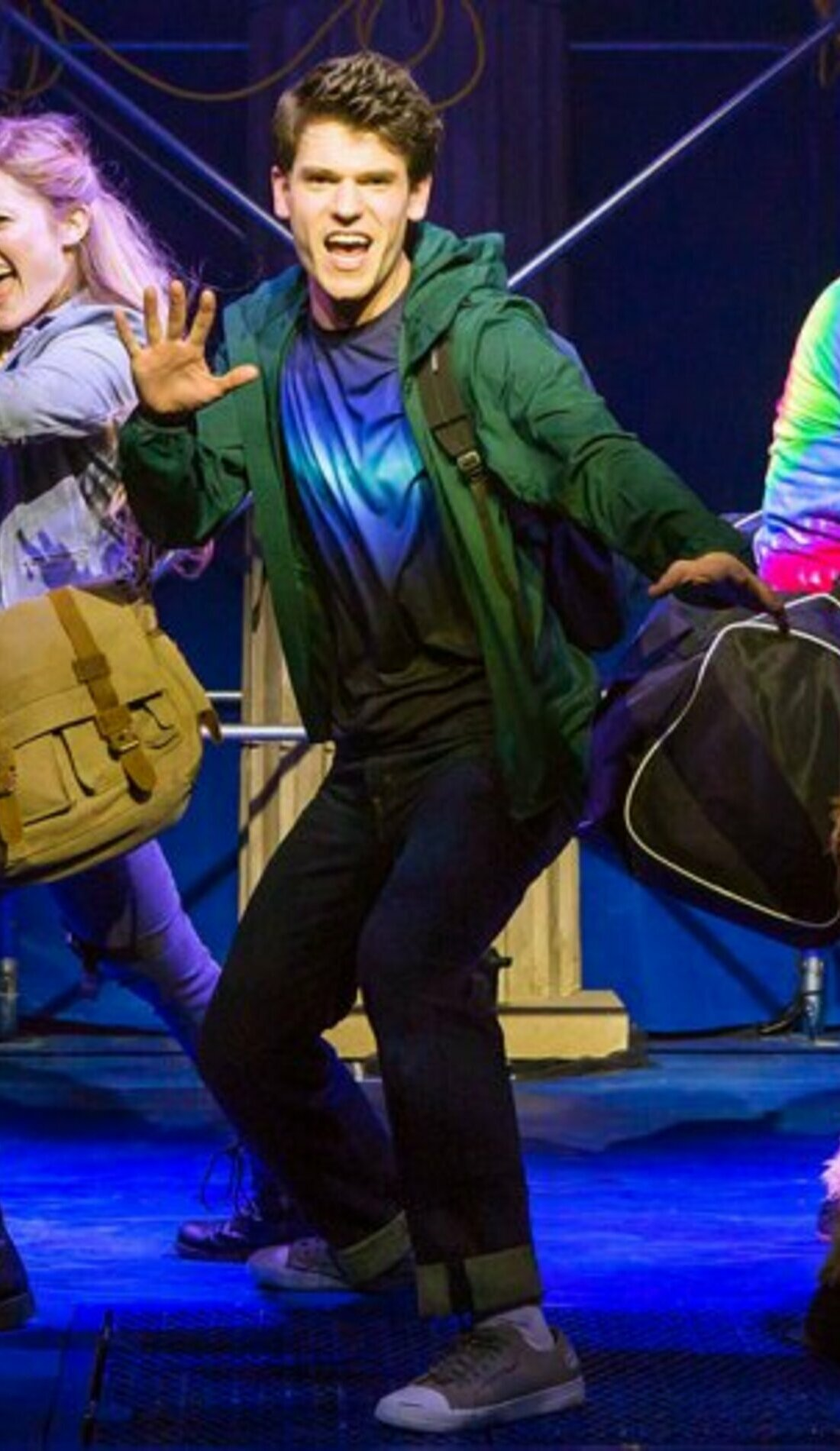 A The Lightning Thief: The Percy Jackson Musical live event