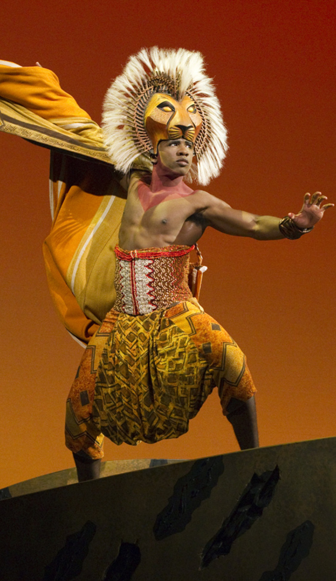 A The Lion King live event