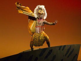 The Lion King - New York tickets