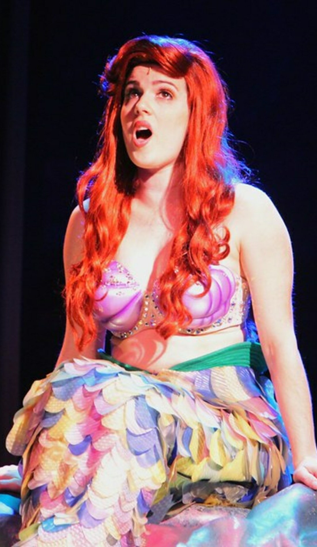 A The Little Mermaid live event