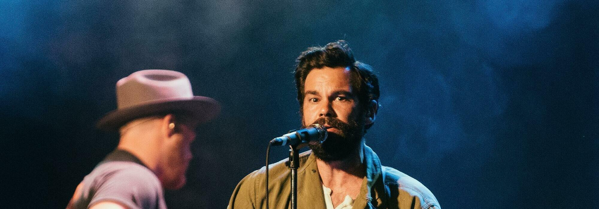 A The Lone Bellow live event
