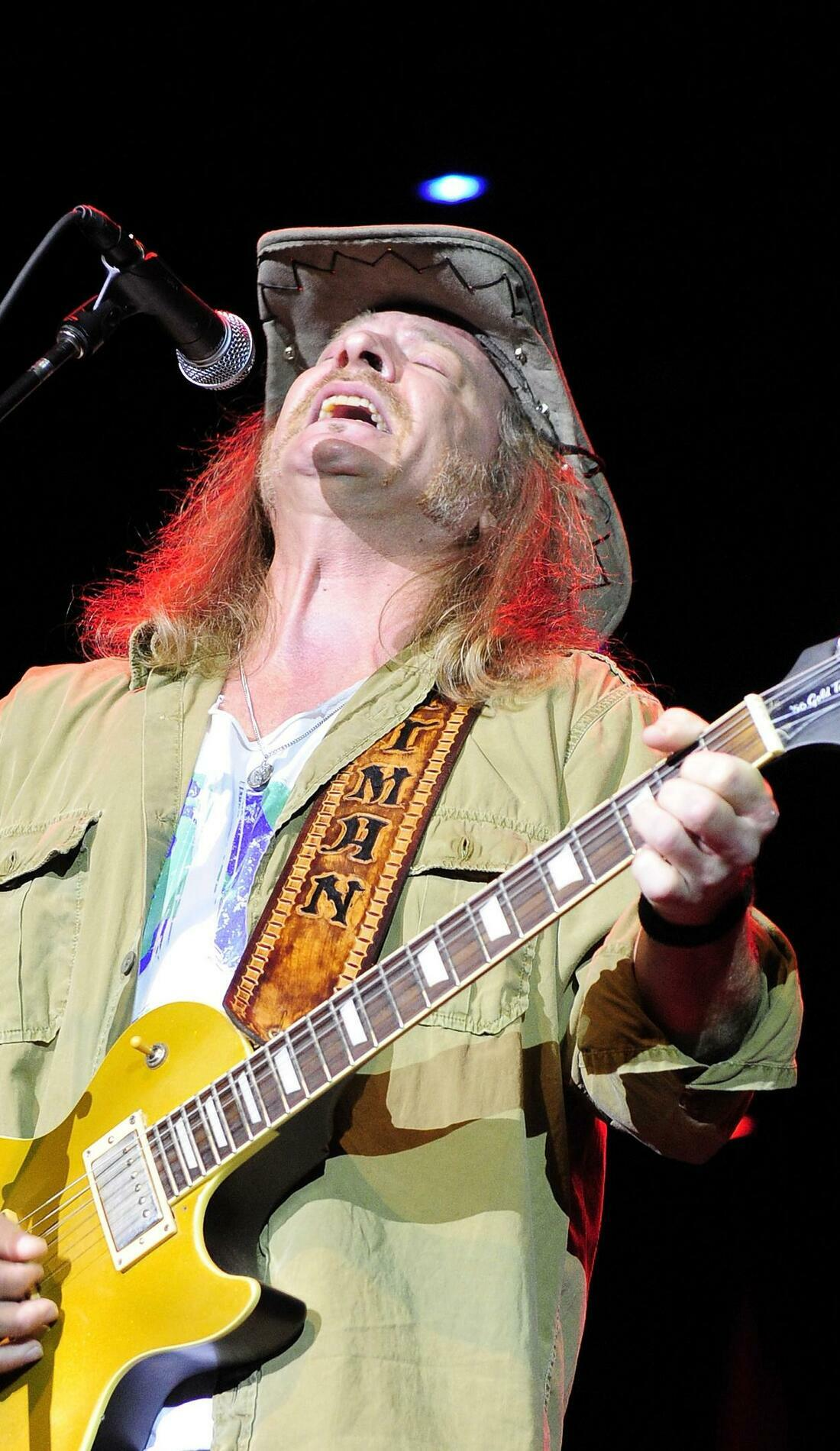 A The Marshall Tucker Band live event