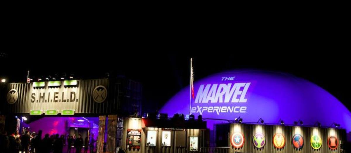 The Marvel Experience Tickets