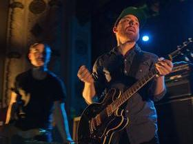 The Menzingers with Tigers Jaw