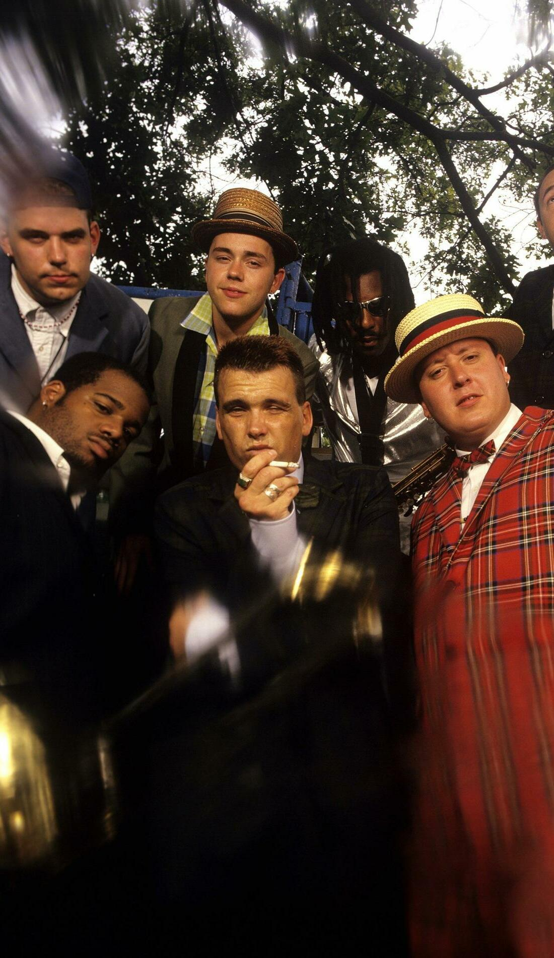 A The Mighty Mighty Bosstones live event