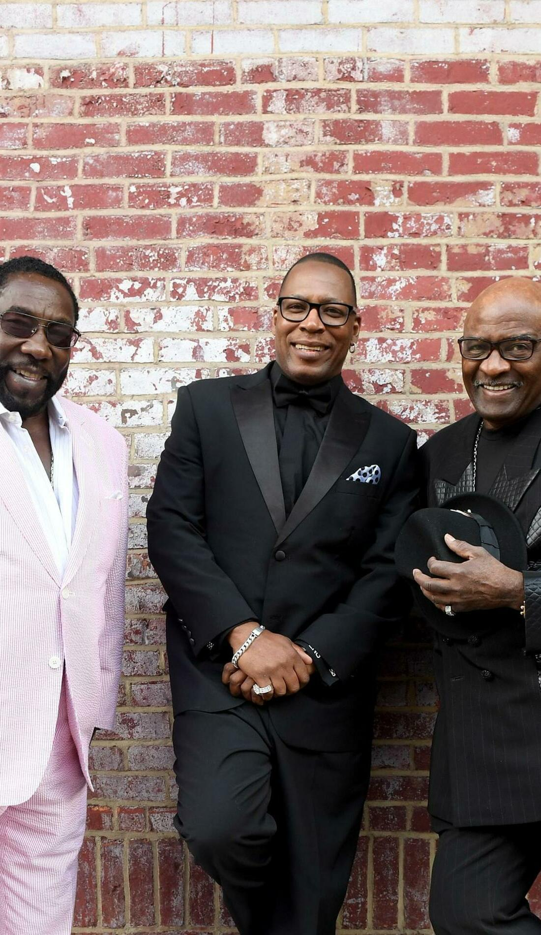A The O'Jays live event