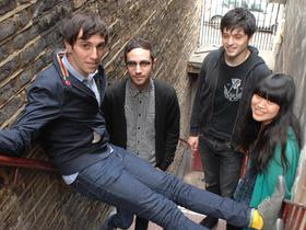 The Pains of Being Pure at Heart with Sad13