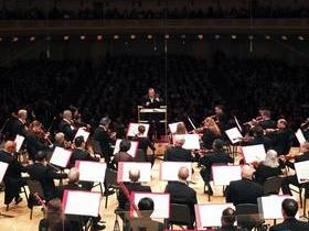 Advertisement - Tickets To The Philadelphia Orchestra