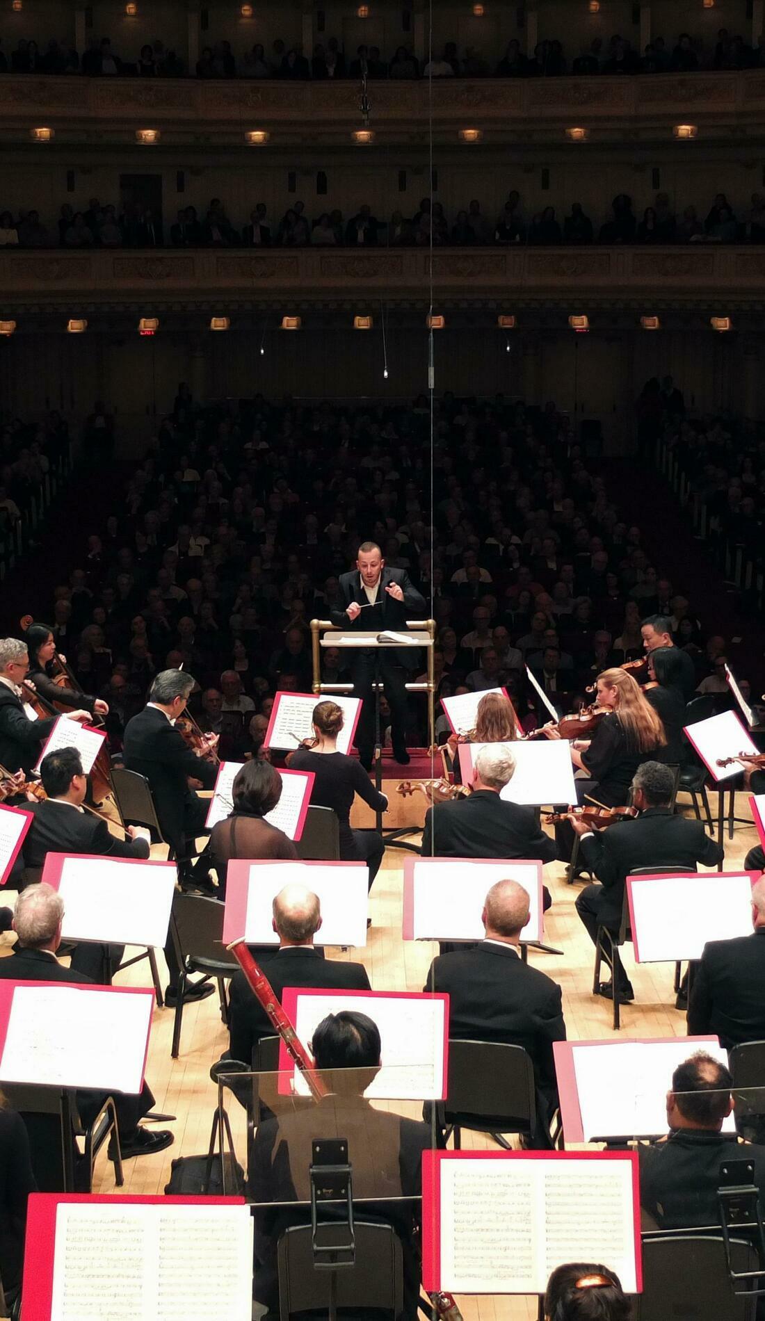A The Philadelphia Orchestra live event
