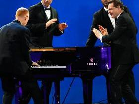 Advertisement - Tickets To The Piano Guys