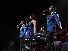The Drifters with The Platters