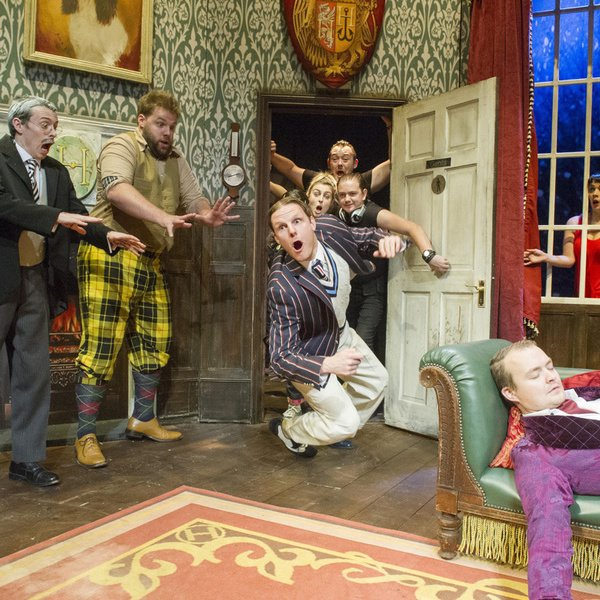 The Play That Goes Wrong - New York