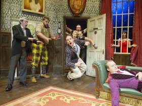 The Play That Goes Wrong - Lexington