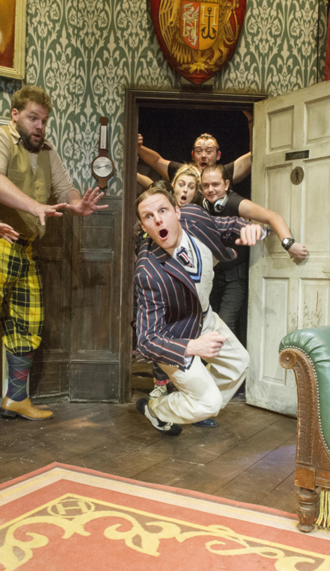 A The Play That Goes Wrong live event
