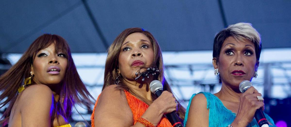 The Pointer Sisters Tickets