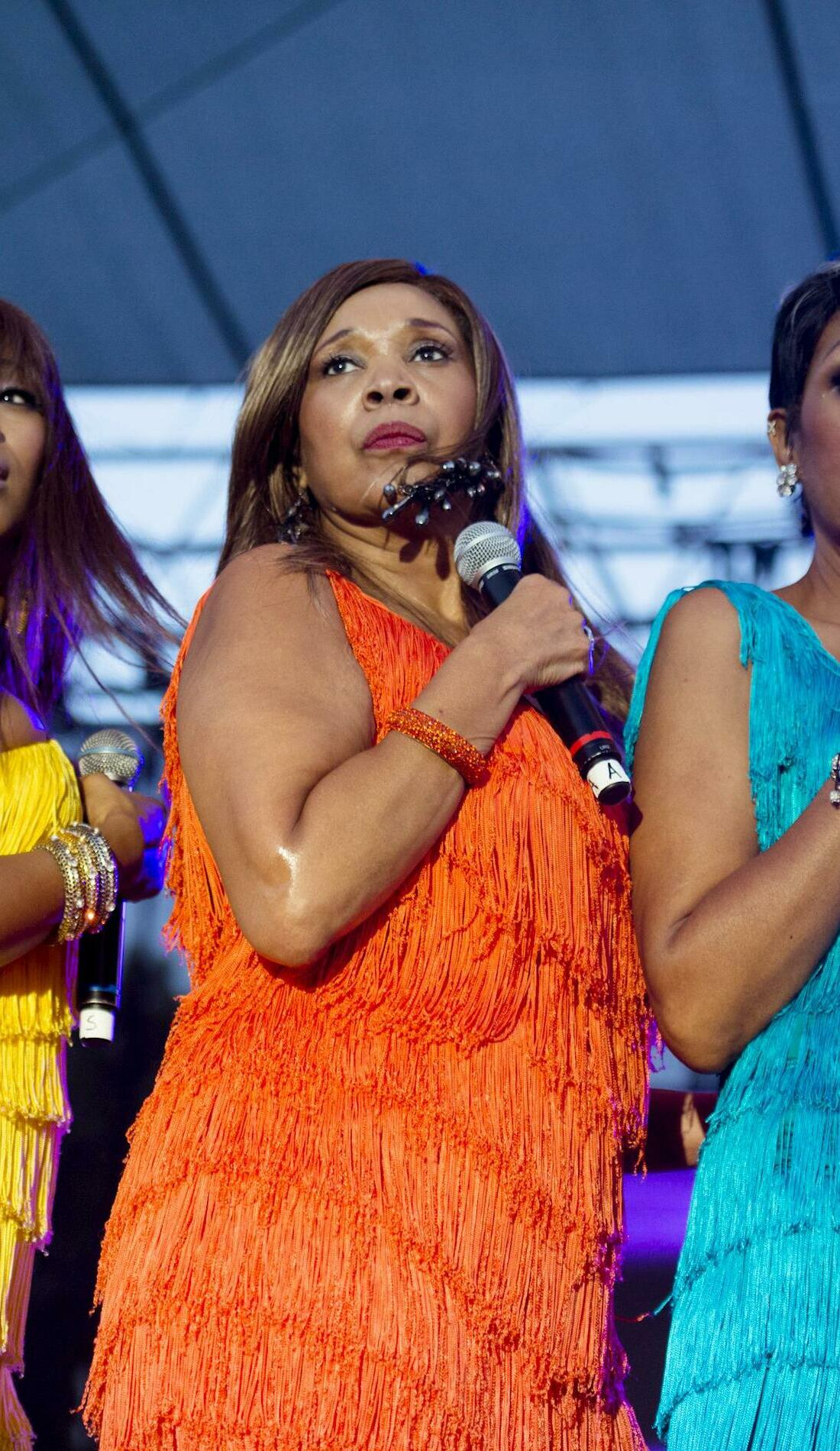 A The Pointer Sisters live event