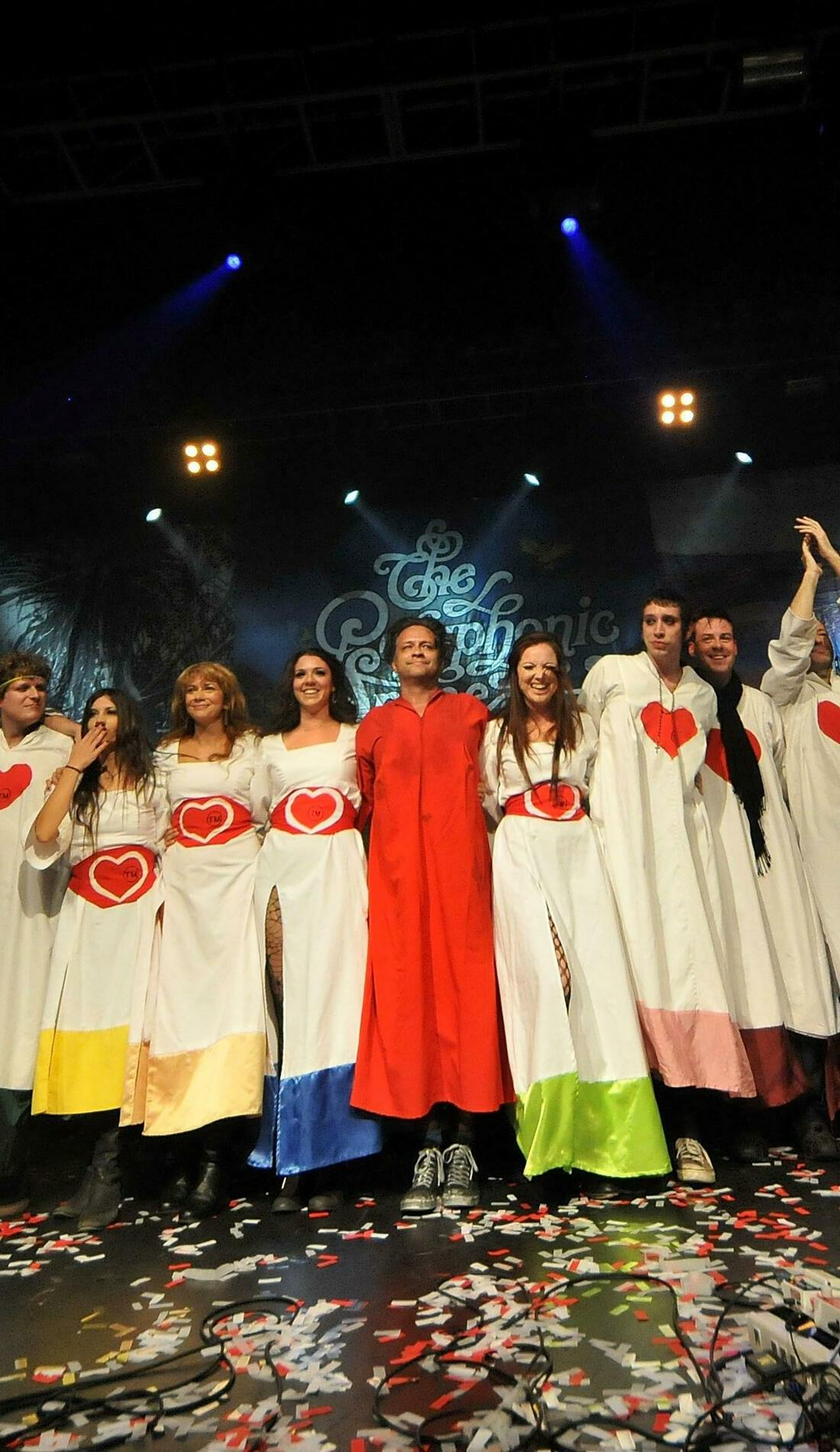 A The Polyphonic Spree live event