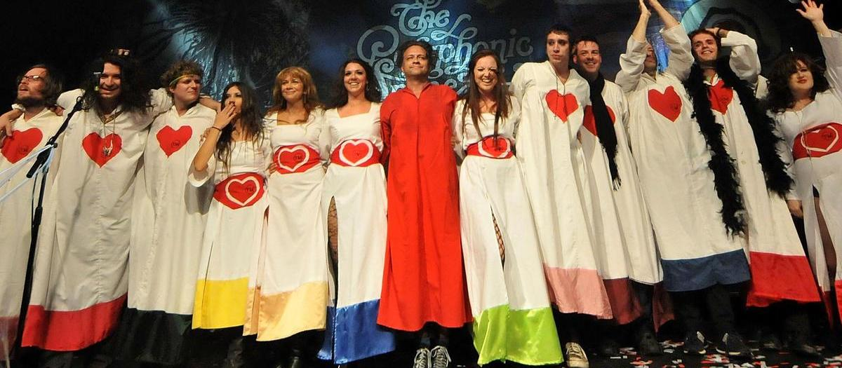 The Polyphonic Spree Tickets