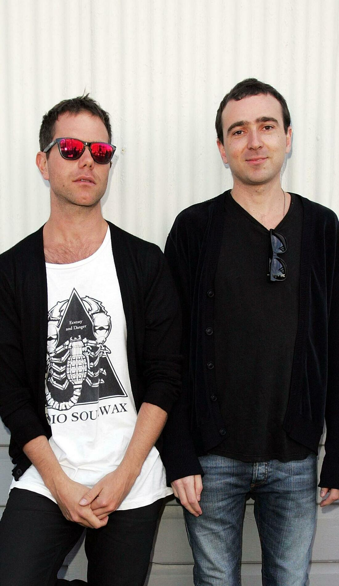 A The Presets live event