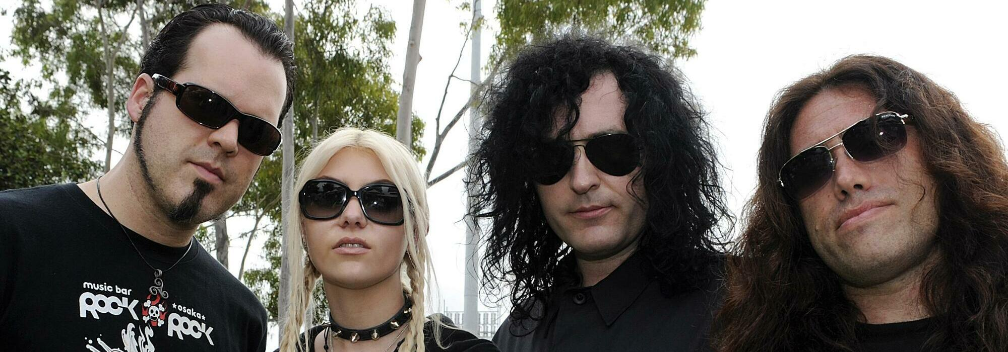 A The Pretty Reckless live event