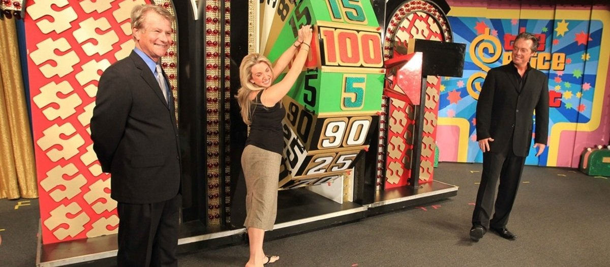 The Price is Right Live! Parking Passes