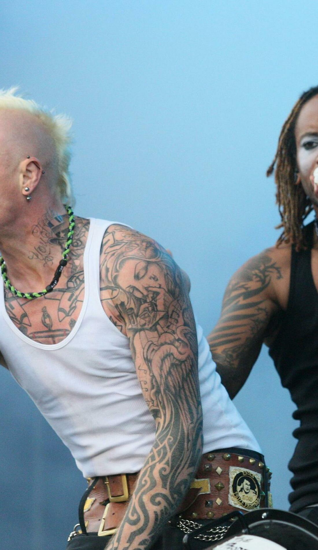 A The Prodigy live event