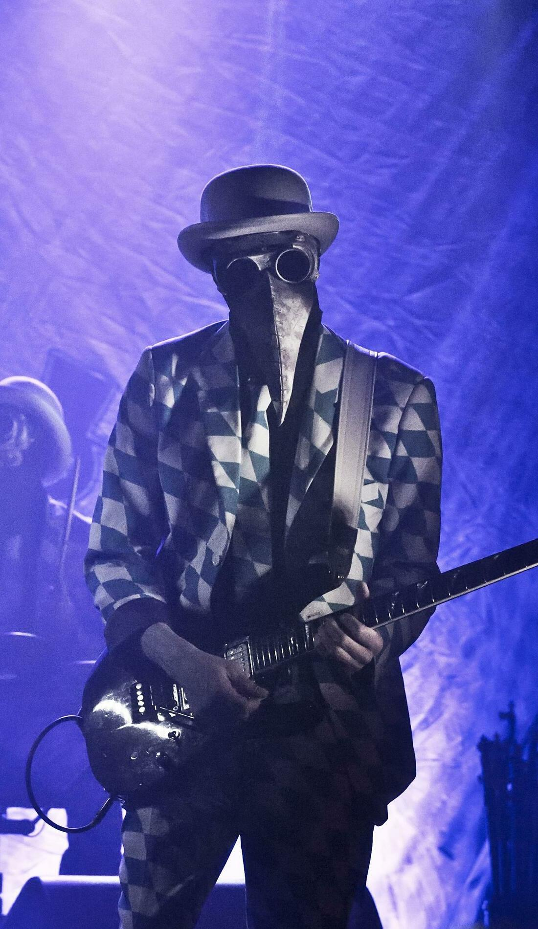 A The Residents live event