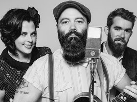 The Reverend Peyton's Big Damn Band with Betsy Olson