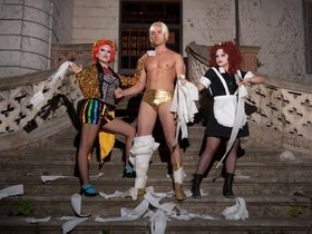 Advertisement - Tickets To The Rocky Horror Picture Show