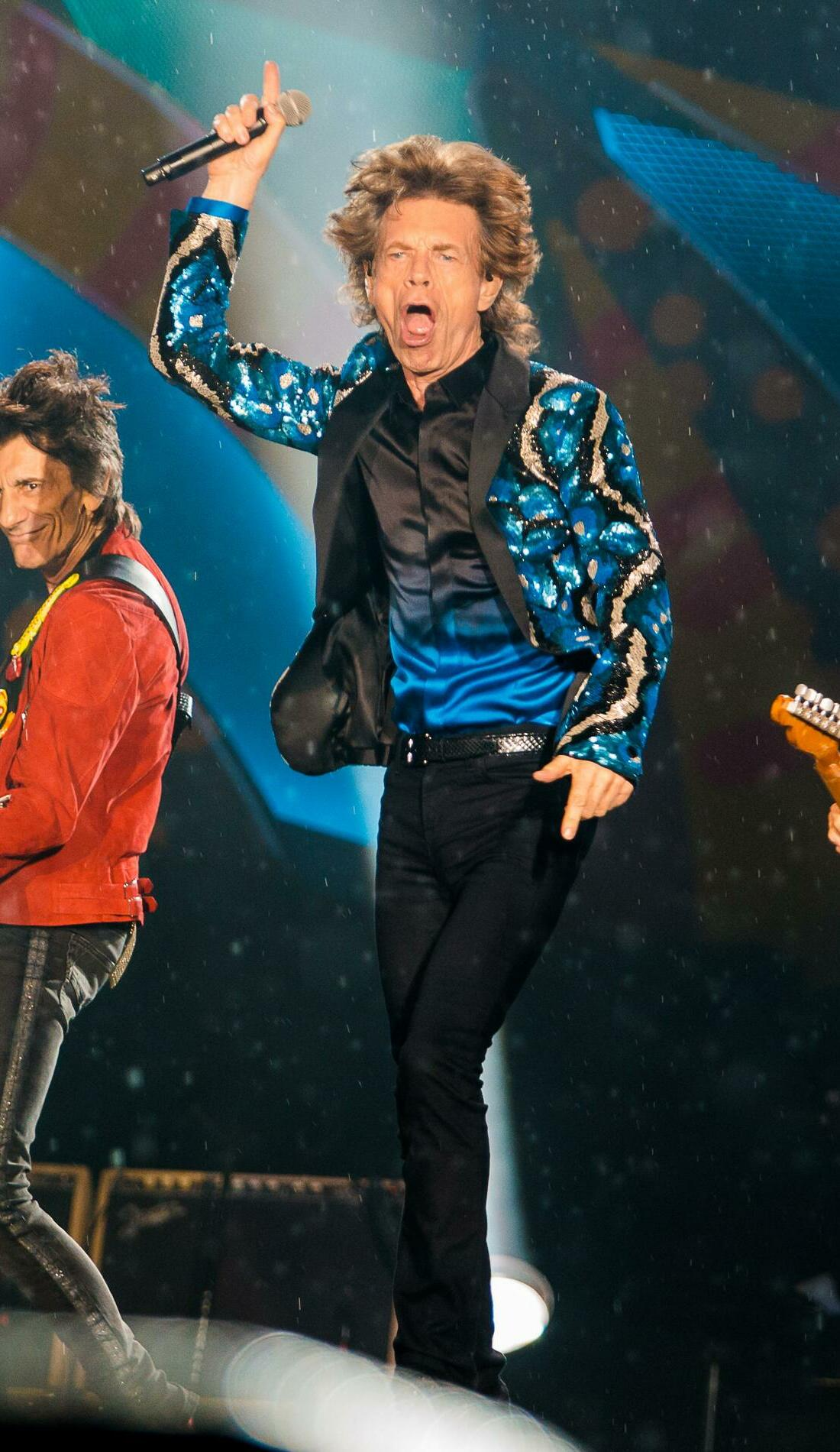 A The Rolling Stones live event