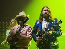 The Sheepdogs with Blank Range