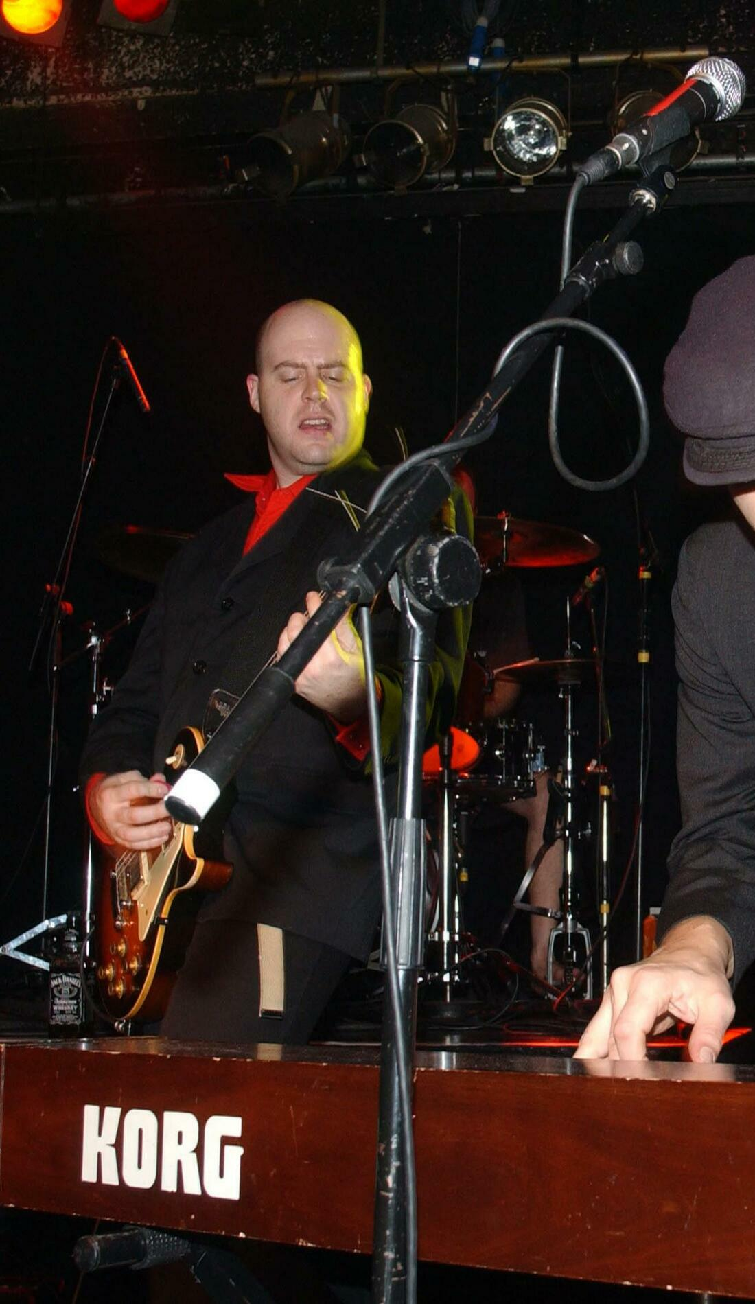 A The Slackers live event