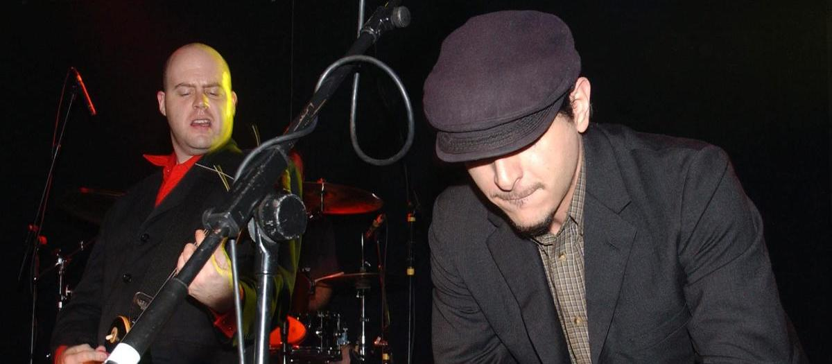 The Slackers with The Aggrolites