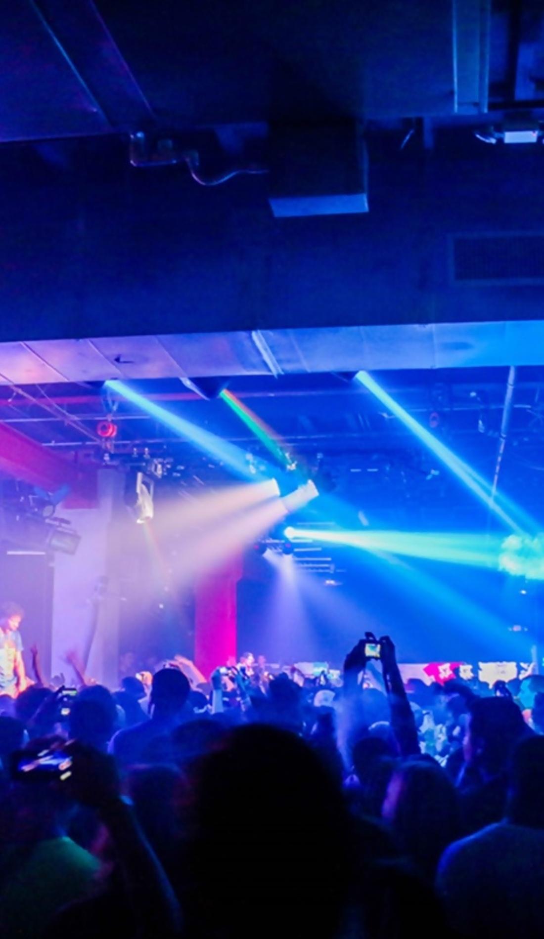A The Smokers Club Tour live event