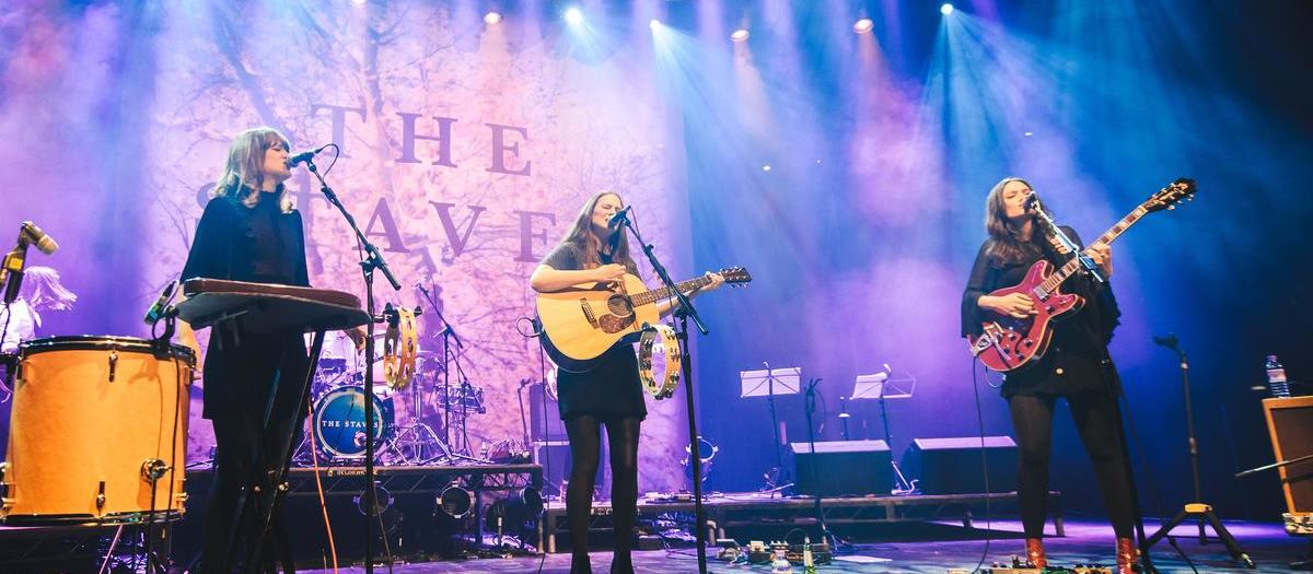 The Staves Tickets