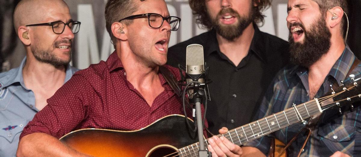 The Steel Wheels (21+)