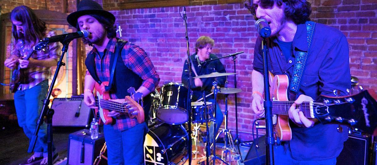 The Stone Foxes (21+)