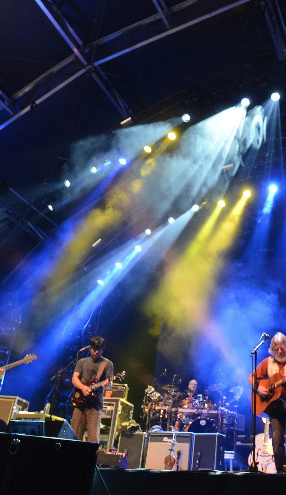 A The String Cheese Incident live event