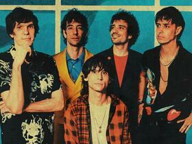The Strokes with Mac DeMarco