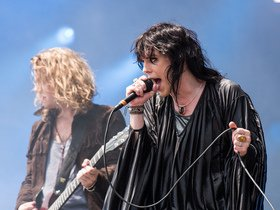 The Struts with Micky James