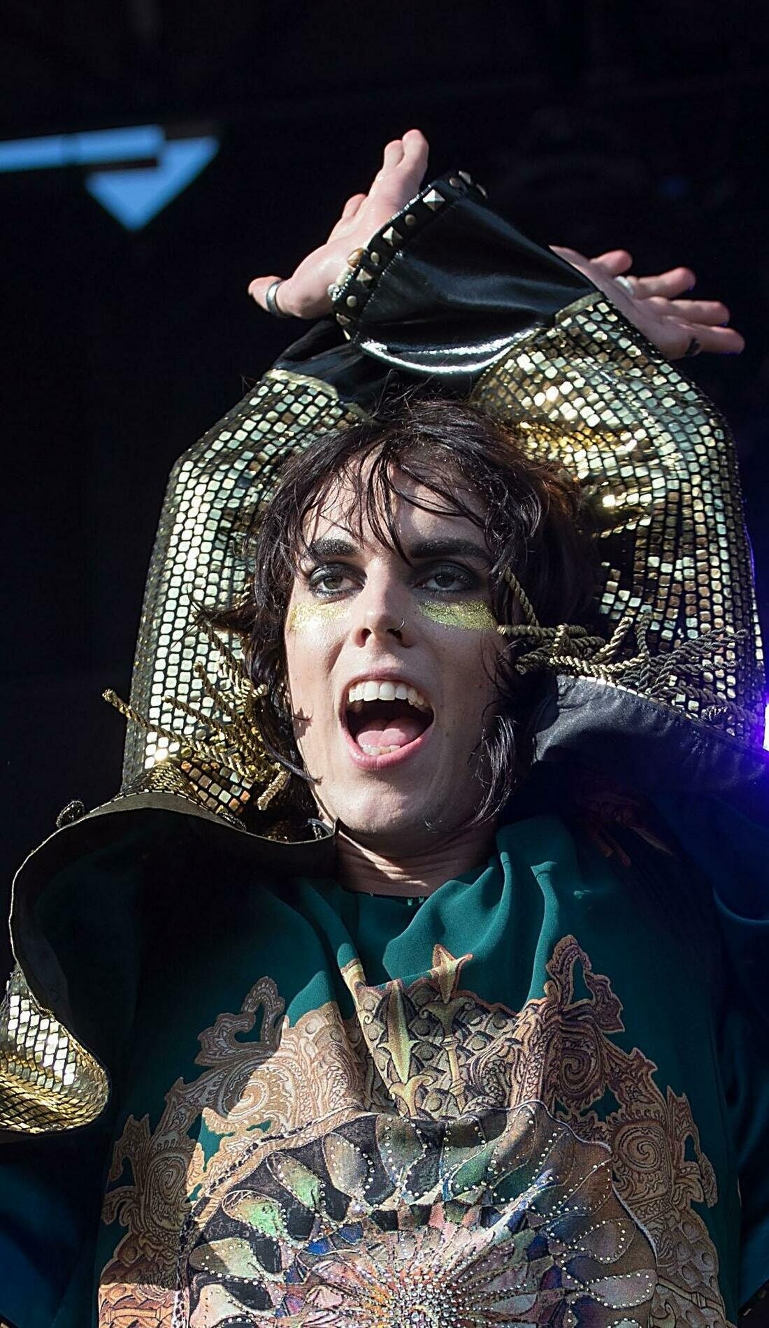 A The Struts live event